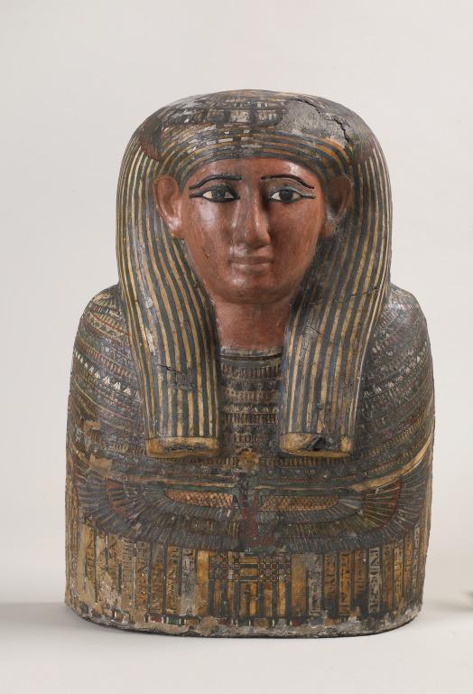 Coffin Lid of Ta-aa card