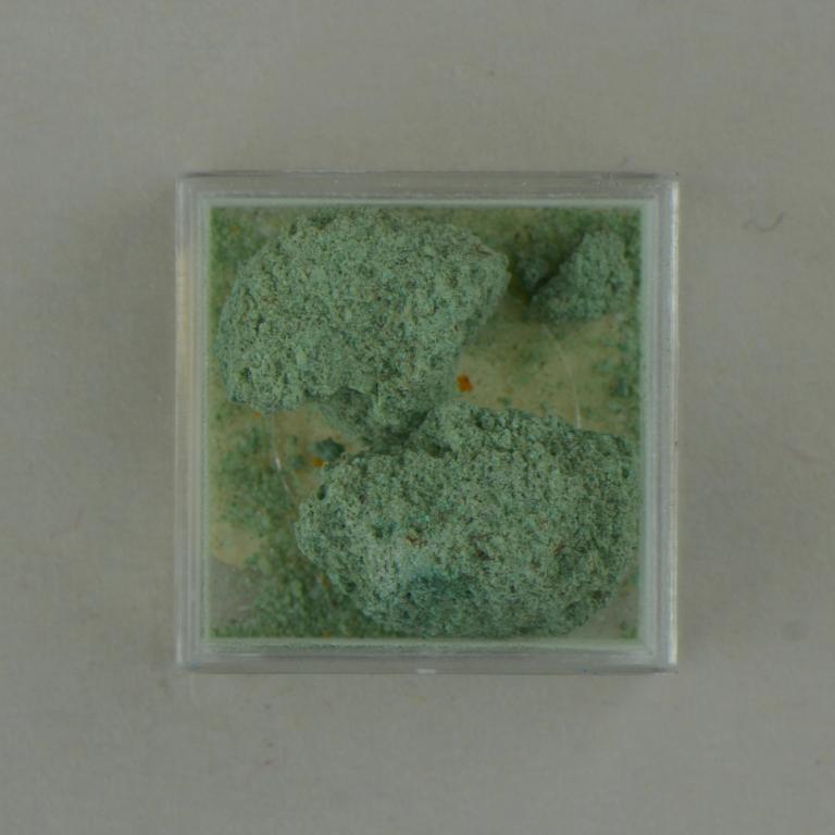 Pigment card