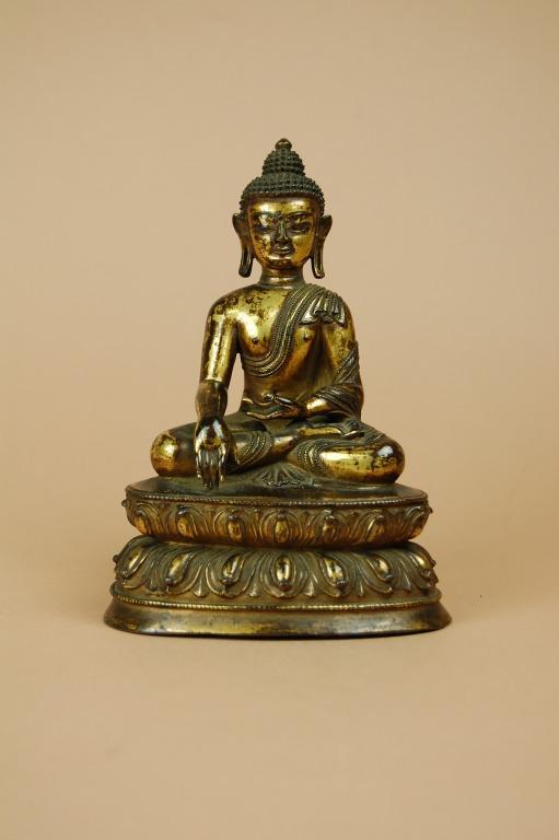 Religious Figure; Buddha card