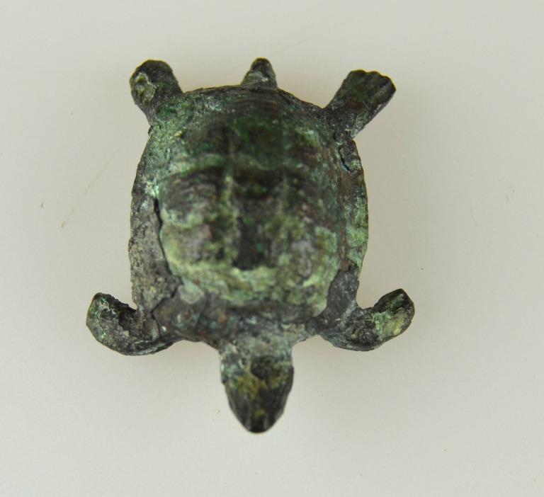 Tortoise Amulet card