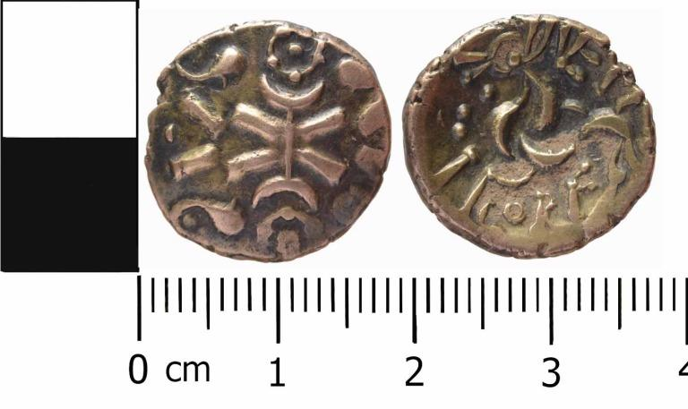 Coin; Stater card