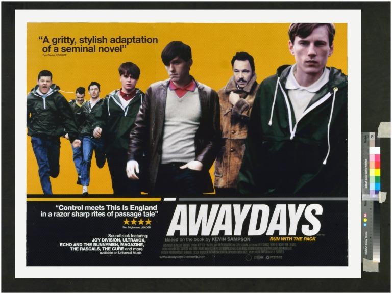 Awaydays card