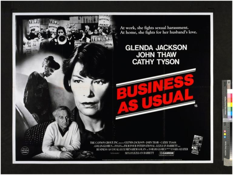 Business as Usual card