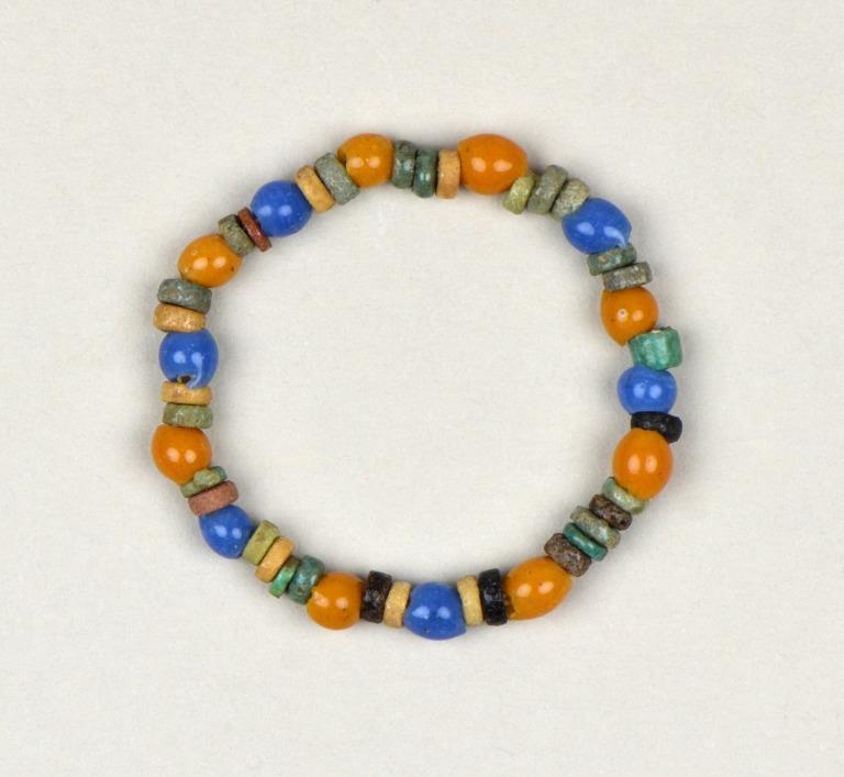 Beads card