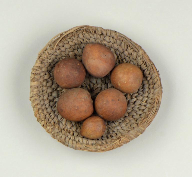 Basket of Fruit card