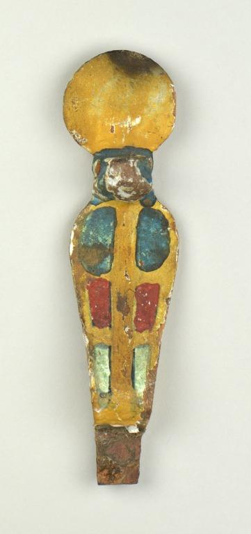 Figure of a Cobra (Uraeus) card