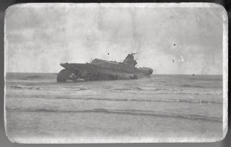 Items re the wreck and salvage of the submarine Thetis, Jun 1939. card