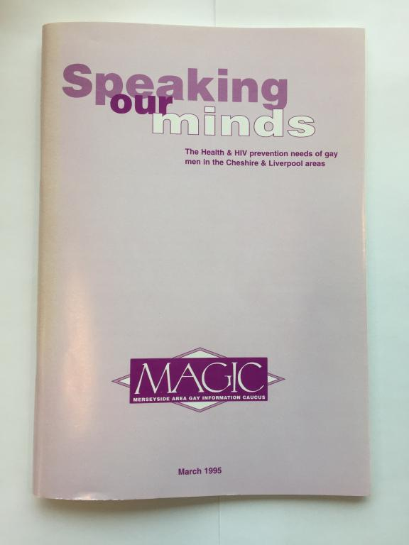 Report, 'Speaking our minds' card