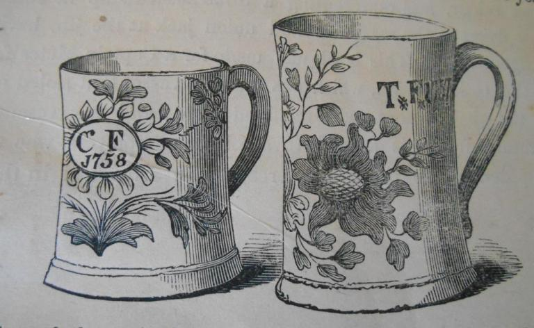 Fazackerley Mug card