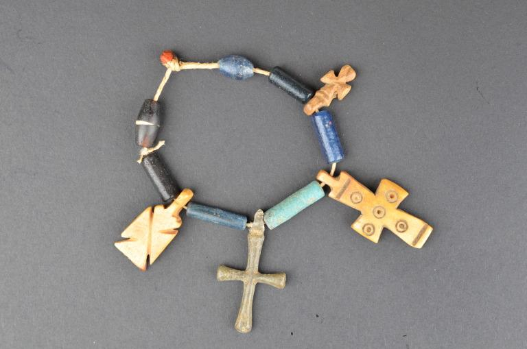 Beads and Crucifix Pendants card