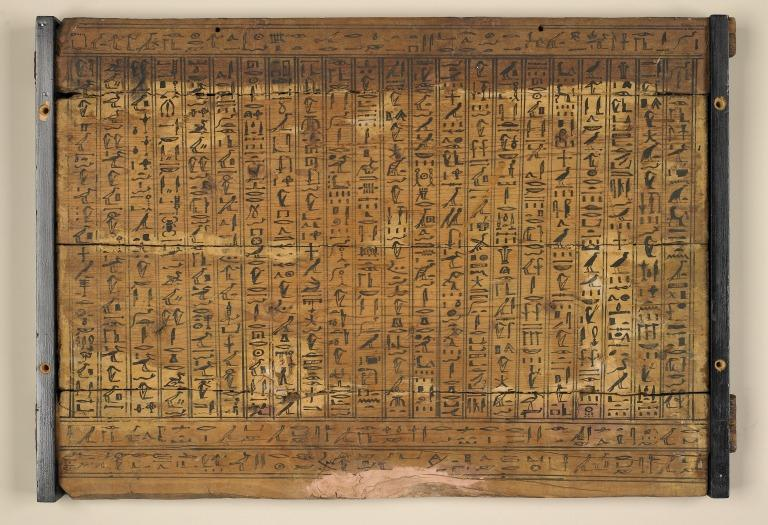 Coffin of Baksaenmut Fragment card