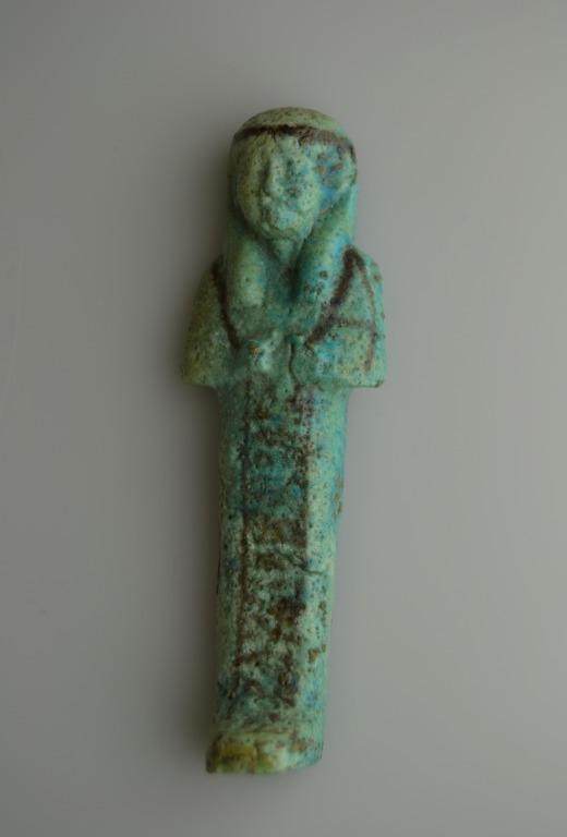 Shabti of Tjes-bastet-peret card