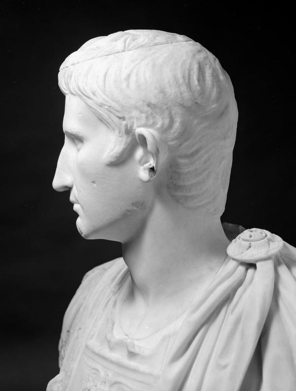 Bust of Augustus card