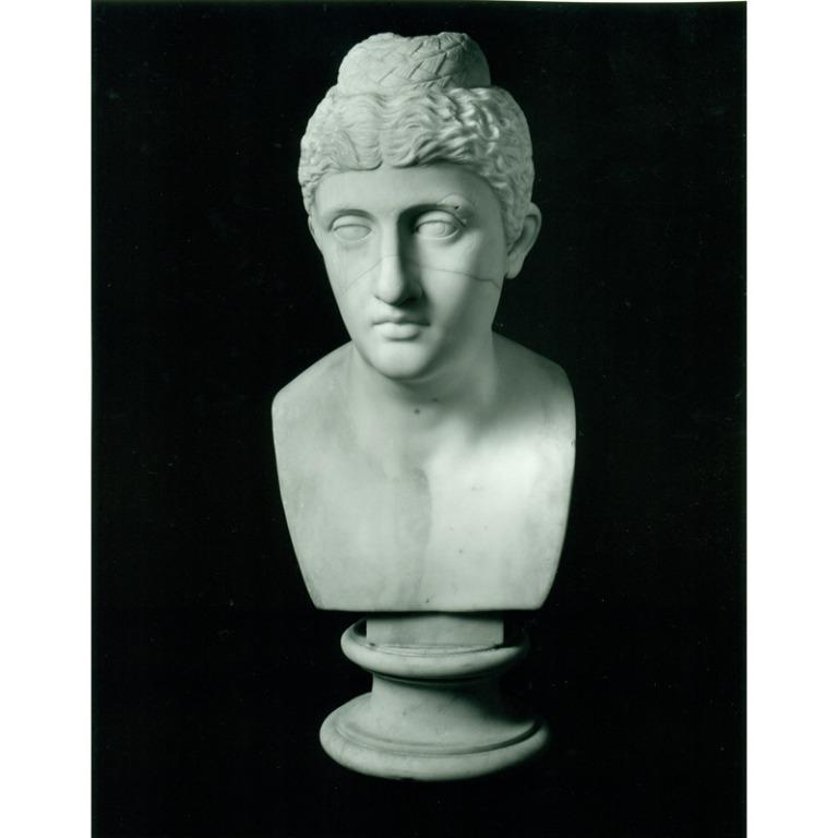 Bust of Faustina the Elder card
