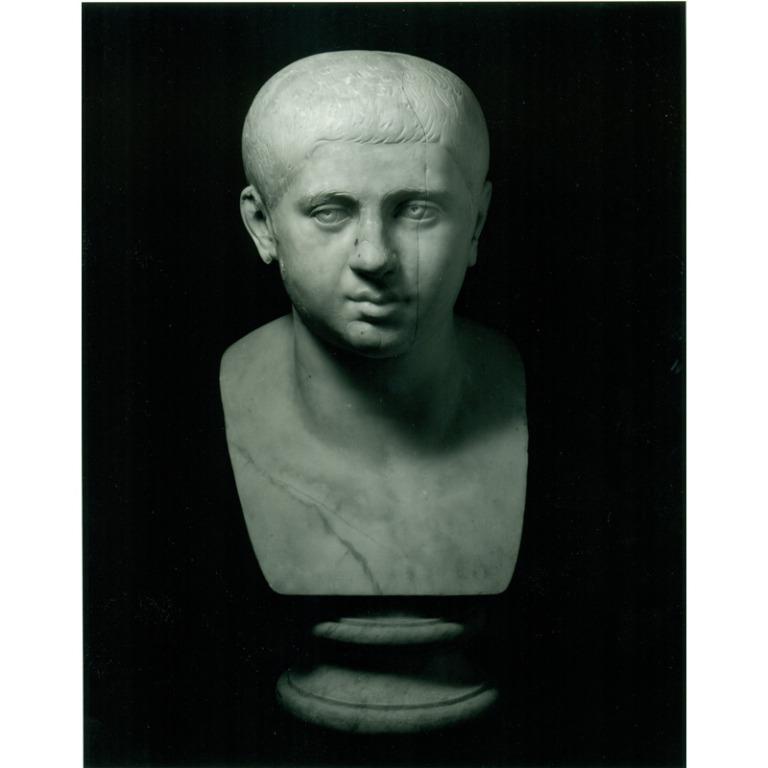 Portrait of Severus Alexander card