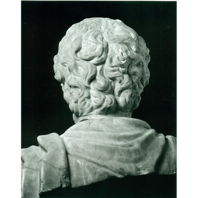 Portrait of Septimius Severus card