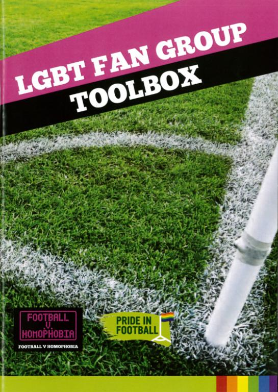 LGBT Fan Group Toolbox card
