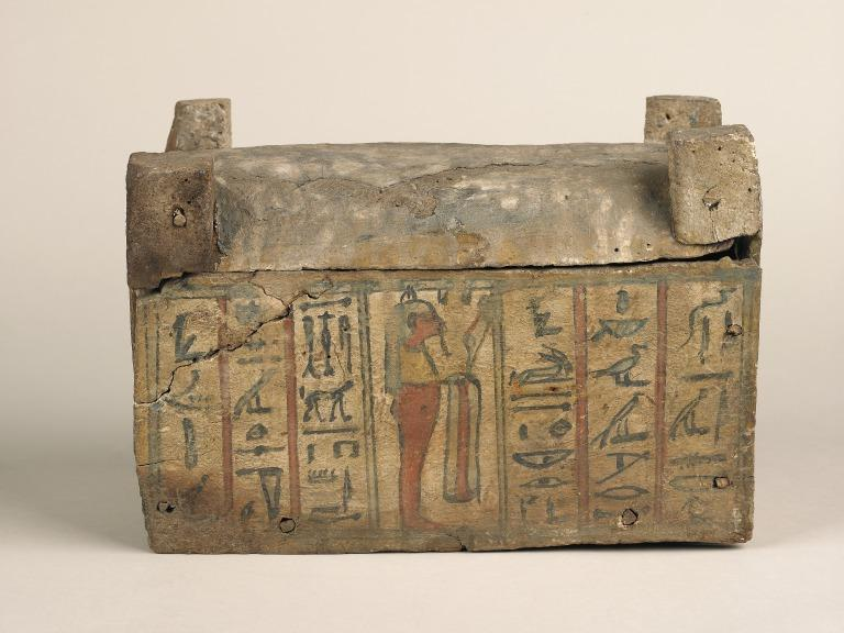 Shabti Box of Nahamsnemkesbast card