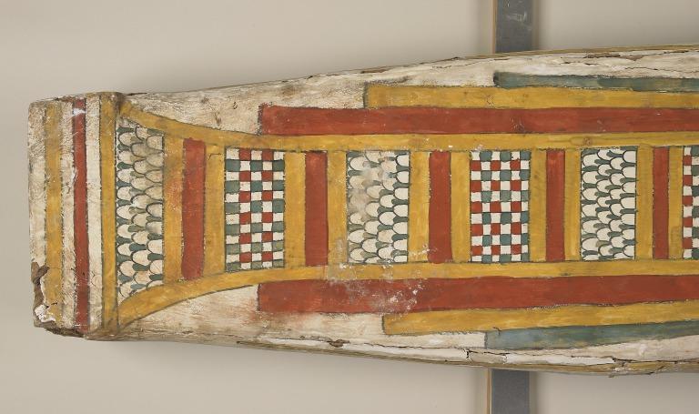 Inner Coffin Box  of Taenty card