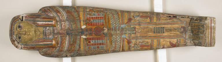 Inner Coffin Lid of Taenty card