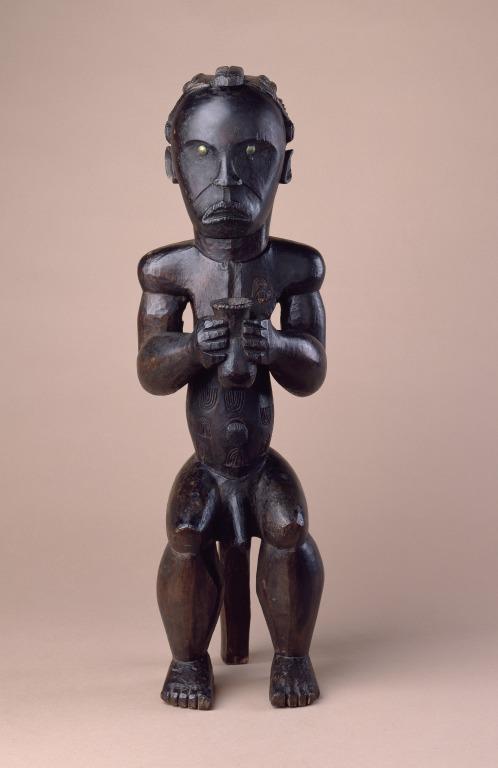 Reliquary Guardian Figure (Eyema Byeri) card