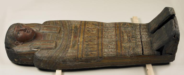 Outer Coffin Lid of Padiamun card