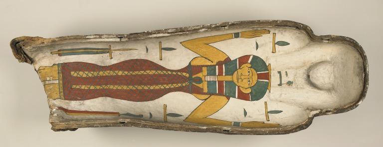 Inner Coffin Lid of Padiamun card