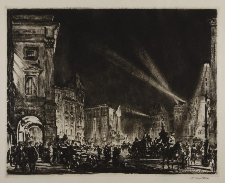 Piccadilly Circus card