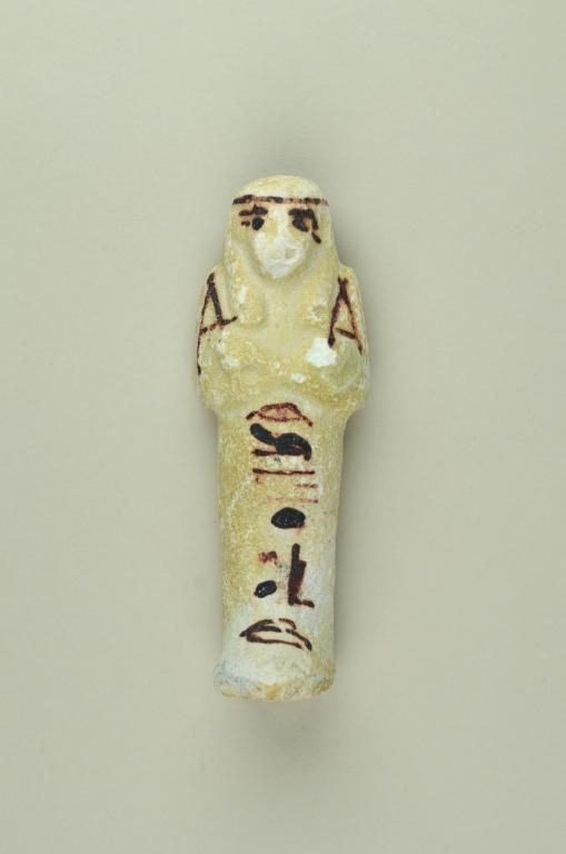 Shabti of Tent-iset card