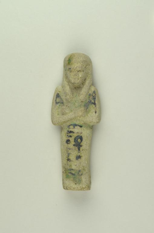 Shabti of Ankh–ef–(en)–khonsu card