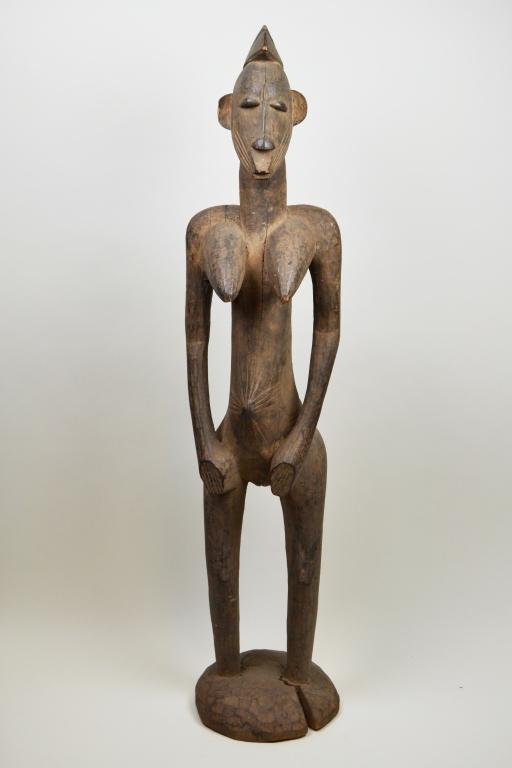 Female Spirit Figure card
