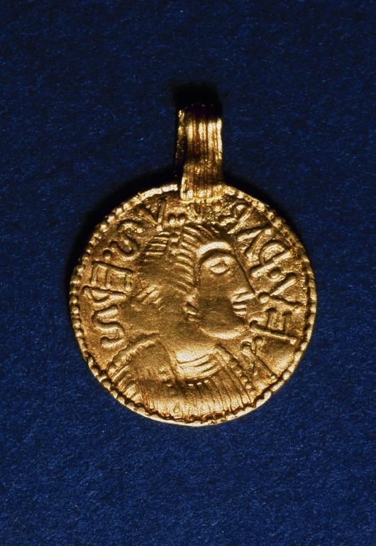 Liudhard Medalet card