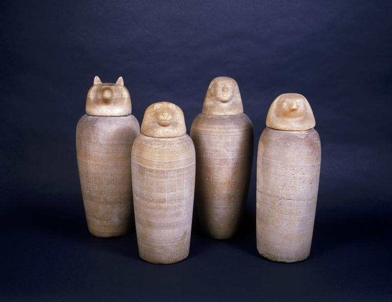 Canopic Jar of Wah-hor card