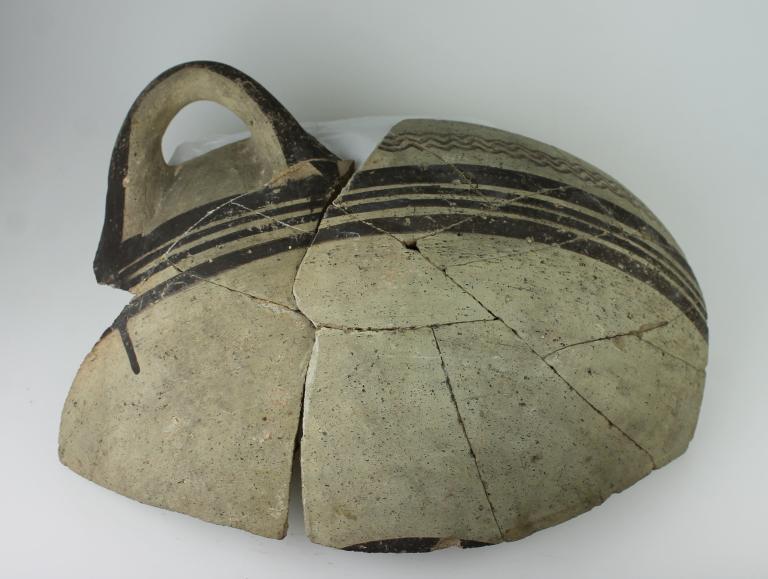 Amphora sherds card