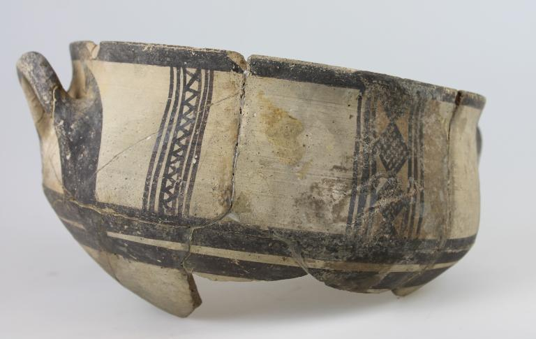 Bowl and sherds card