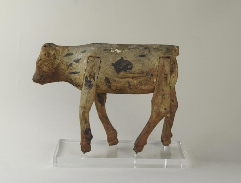 Model of a Cow card