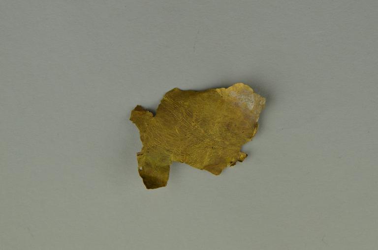 Gold Leaf card