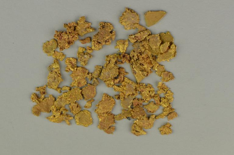 Gold Nuggets card