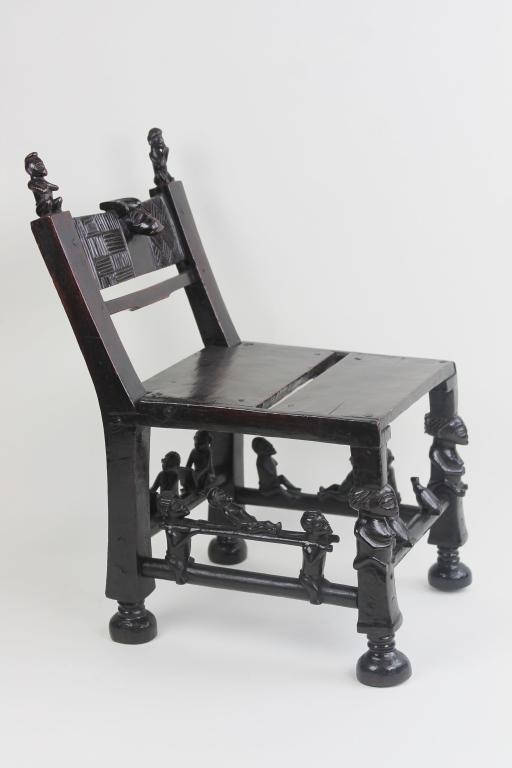 Seat of a Chief card