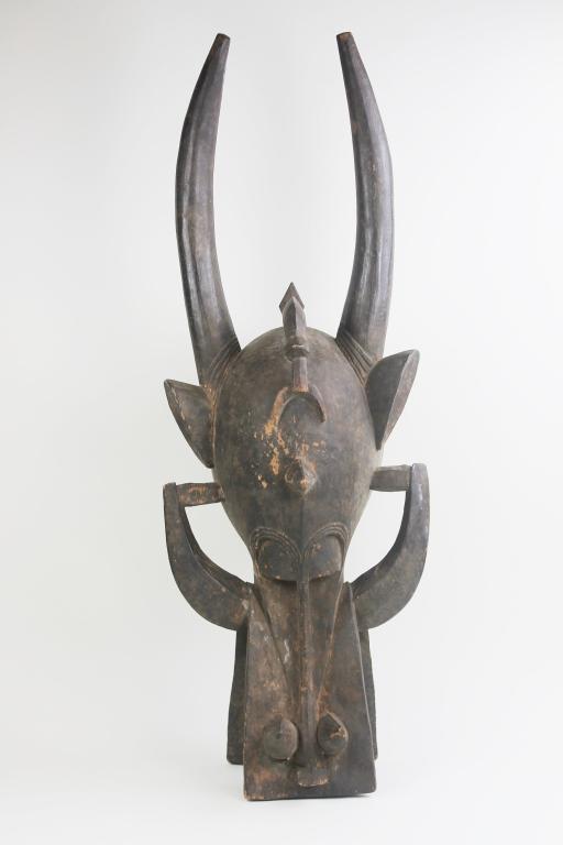 Mask (Kponungo) card