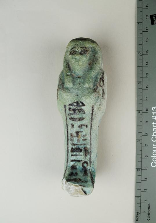 Shabti of Ankh–es–en–iset card