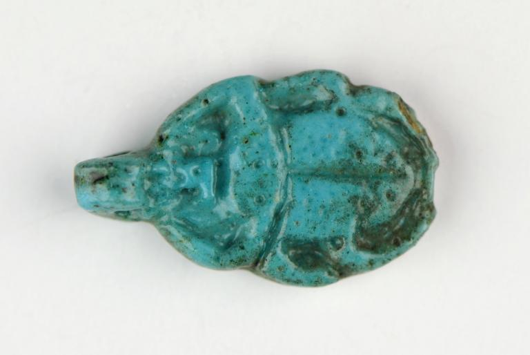 Scarab Amulet card