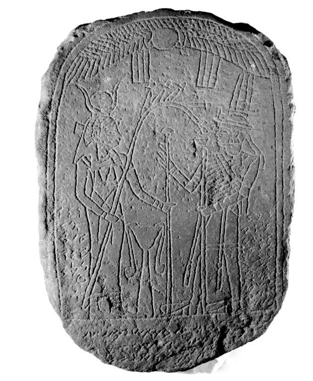 Stela of King Teiteqese card