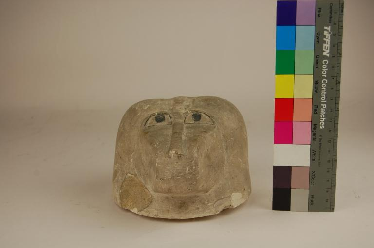 Canopic Jar Lid card