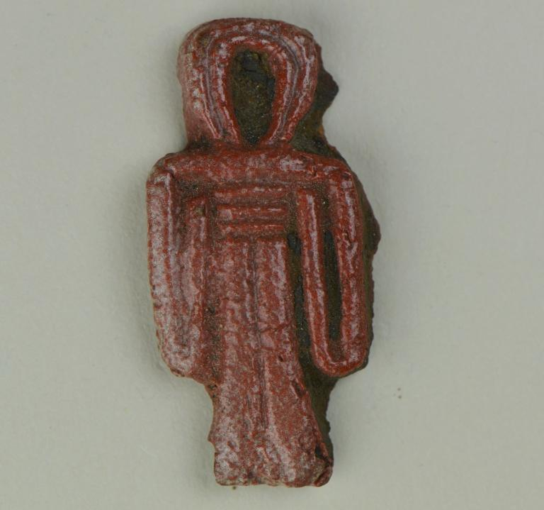Isis Knot (Tit) Amulet card
