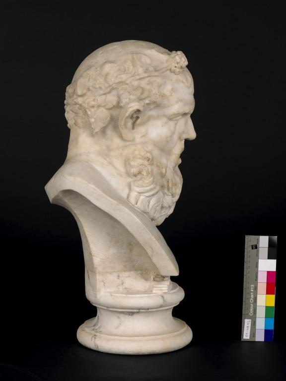 Bust of Silenus card