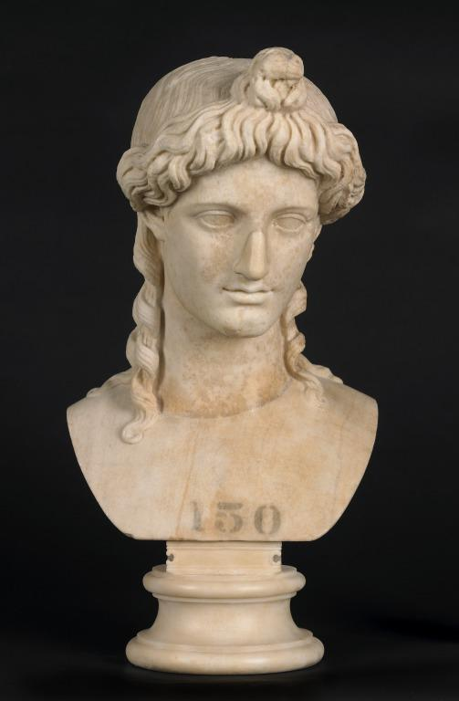Head of Apollo card