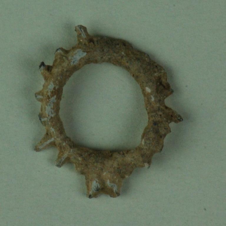 Wreath fragment card