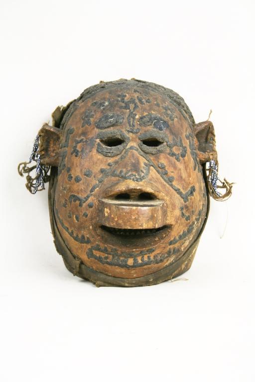 Face Mask for Midimu Masquerade card