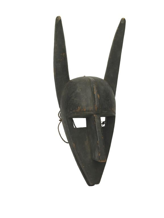 Initiation Society Hyena Mask (Suruku) card
